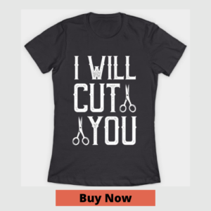 Haircut t-shirt design